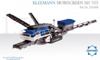 Conrad Kleemann MobiScreen MS 703 EVO  Item number: 2518/0